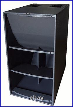 SUBWOOFER 18 inch Folded Horn Speaker 1600W 8 Ohms