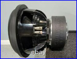 SUNDOWN AUDIO X-12 V1-D2 -12 1250W RMS Dual 2-Ohm X V. 1 PRO Series Subwoofer