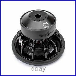 Skar Audio EVL 12 D2 12 Inch 2500 Watt Max Power Dual 2 Ohm Car Subwoofer New