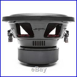 Skar Audio SDR-10 D4 10-inch 1200 Watt Max Power Dual 4 Ohm Car Subwoofer