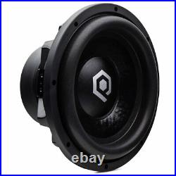 SoundQubed HDS2.2 Series 600W Subwoofer 12 Inch Dual 2 Ohm
