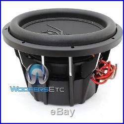 Soundstream T5.124 12 Tarantula 2000w Max Dual 4-ohm Subwoofer Bass Speaker New