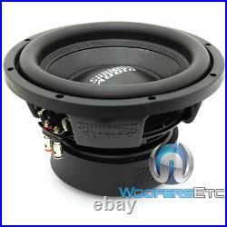 Sundown Audio E-10 D2 V3 10 500w Rms Sub Dual 2-ohm Subwoofer Bass Speaker New