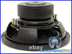 Sundown Audio E-12 V. 4 D4 12 500w Rms Dual 4-ohm Car Subwoofer Bass Speaker New