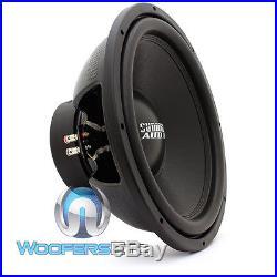 Sundown Audio E-15 V. 3 D4 15 500w Rms Dual 4-ohm Car Subwoofer Bass Speaker New