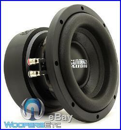 Sundown Audio E-8 V. 5 D4 8 300w Rms Dual 4-ohm Car Subwoofer Bass Speaker New