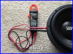 Sundown Audio SA-10D2 REV3 10 750W RMS DVC 2-Ohms Car Subwoofer Bass Speaker