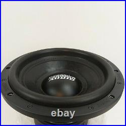 Sundown Audio SA V. 2 D2 12 Dual 2OHM RMS Subwoofer Bass Speaker New Music Audio