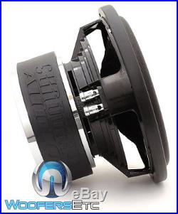 Sundown Audio Sa-10d4 Rev3 10 DVC 4-ohm 750w Rms Car Subwoofer Bass Speaker New