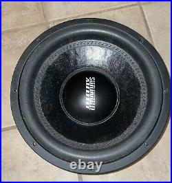 Sundown Audio Sa-12 D2 Classic Sub 12 750w Dual 2-ohm Subwoofer Speaker New