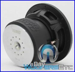 Sundown Audio Sa-12 V. 2 D2 12 Dual 2 Ohm 1000w Rms Subwoofer Bass Speaker New