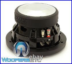 Sundown Audio Sa-6.5 Sw D2 6.5 200w Rms Dual 2-ohm Subwoofer Bass Speaker New