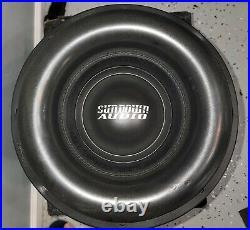 Sundown Audio X-12 V. 2 D2 Sub Pro 12 Dual 2-ohm 1500w Rms Bass Subwoofer