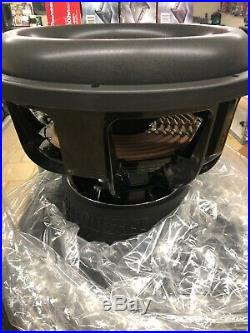 Sundown Audio X-15 V. 2 D2 Pro 15 Dual 4-ohm 1500w Rms Bass Subwoofer Speaker
