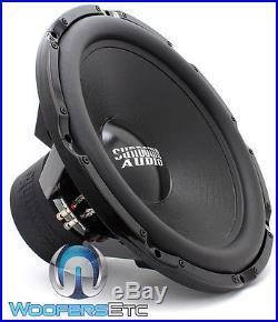 Sundown Audio Z-24 V. 5 D2 24 2000w Rms Dual 2-ohm Subwoofer Bass Speaker New