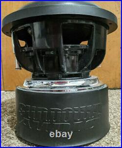 Sundown Audio Zv5 10 Dual 1 Ohm 2000w Rms Subwoofer Bass Speaker New