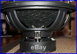 Sundown U18 18 inch D4 ohm subwoofer 1500 watts rms Car Audio