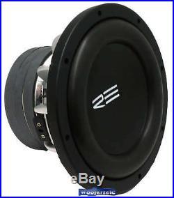 Sx10d4 Re Audio 10 2000w Power Sub Dual 4 Ohm Bass Car Subwoofer Speaker New