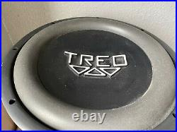Treo SSP 1 OHM 1000W RMS SUBWOOFER BASS SPEAKER NEW NEVER POWERED