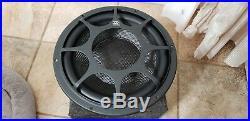 Ultimo Sc 104 Morel 10 Sub Car Audio 4 Ohm Svc Sc Subwoofer Bass Speaker