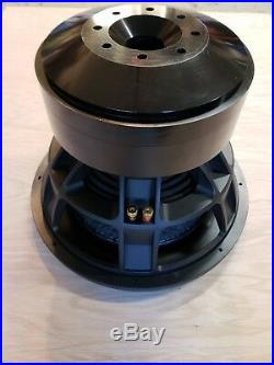 Victory Pro Audio 15 inch subwoofer VPA D4 Dual 4 ohm. NEW for 2019. 2500 RMS