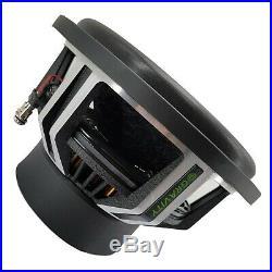 Warzone 15 Inch 3500 Watt Car Audio Subwoofer with 2 Ohm DVC Power (Single)