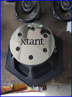 XTANT 12 Inch subwoofer DVC 4 ohm